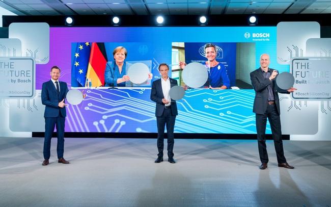 Bosch khánh thành nhà máy chế tạo IC (Wafer fab) hiện đại hàng đầu thế giới