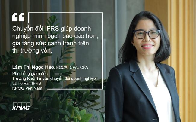 Chuyển đổi sang IFRS – Có phải là trách nhiệm của riêng kế toán?