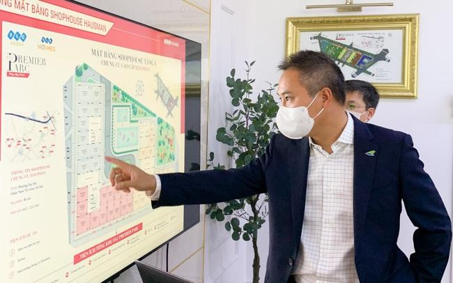 CEO Bamboo Airways đánh giá cao hệ tiện ích đồng bộ tại FLC Premier Parc