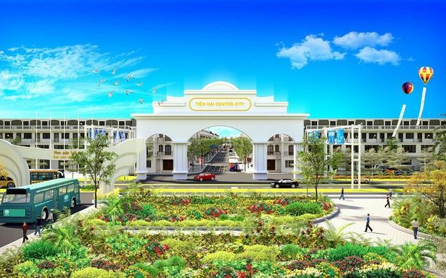 Dự án Tiền Hải Center City sắp mở bán đã thu hút đông đảo nhà đầu tư quan tâm