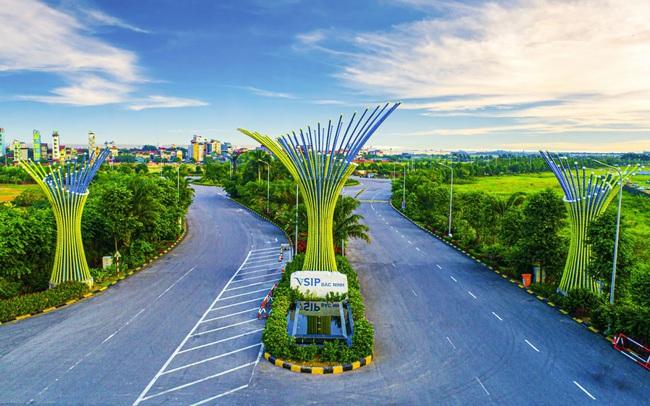 VSIP Bắc Ninh - Đại đô thị tiện ích tích hợp chinh phục người dân Vùng Thủ đô