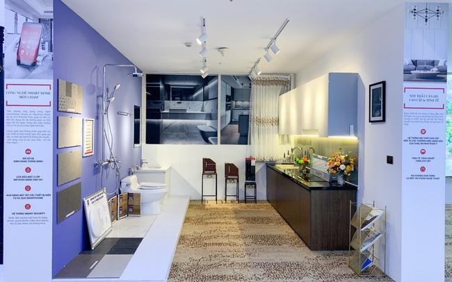 Có gì trong căn hộ Hausman phong cách Pháp sang trọng ở phía Tây Hà Nội?