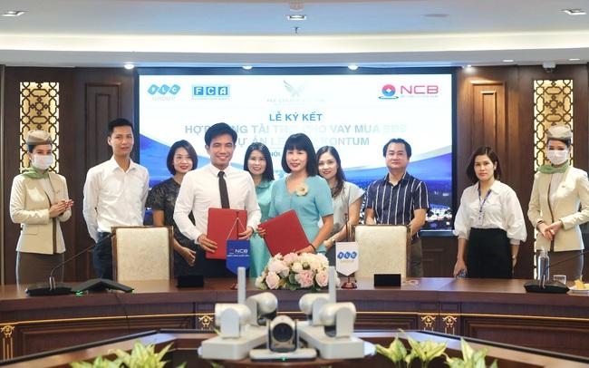 FLC và NCB ký kết hợp tác tài trợ tín dụng cho khách hàng tại dự án FLC Legacy Kontum