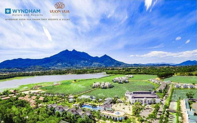 Vườn Vua Resort & Villas khởi tạo festival hoa sen tại đầm sen Bạch Thủy