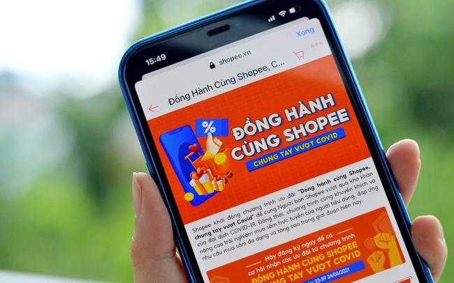 Shopee tiếp tục hỗ trợ nhà bán hàng online thu hút người dùng