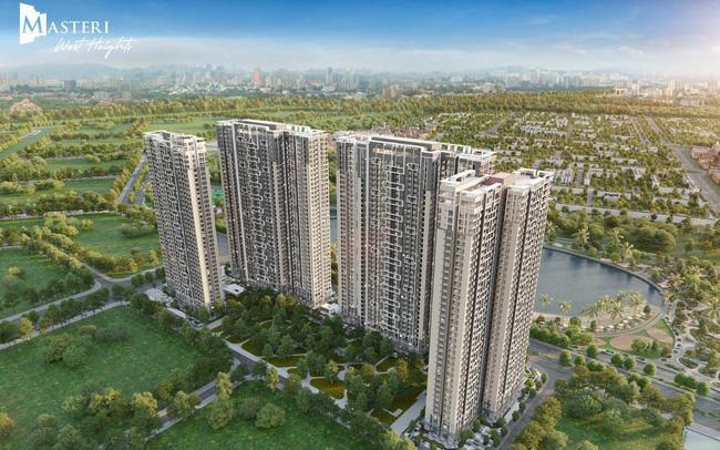 Cơn khát bất động sản chuẩn quốc tế ở khu Tây Hà Nội