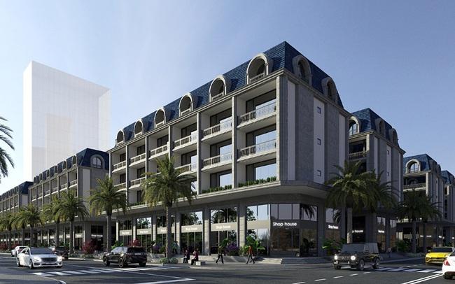 Shophouse An Cựu City – Triển vọng đầu tư lớn tại Huế