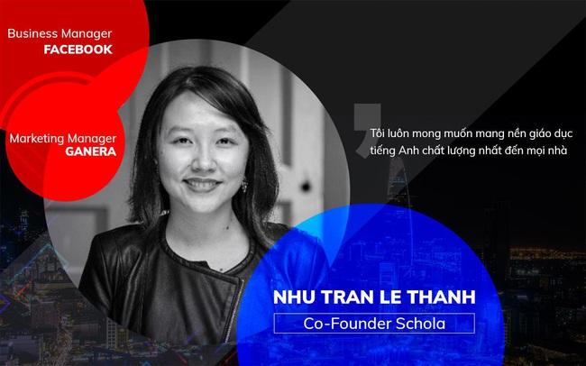 Schola - Giáo dục Online chất lượng sáng lập bởi cựu quản lý Facebook
