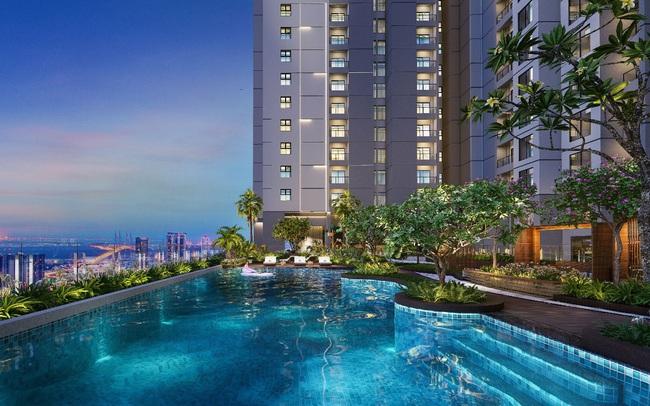 Căn hộ view 3 thành phố, tâm điểm kết nối khu Đông Sài Gòn