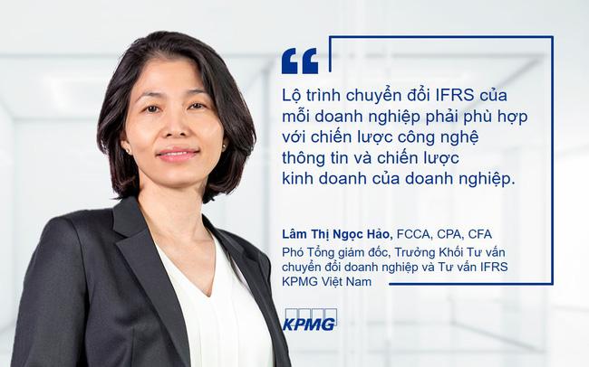 Chuyển đổi IFRS - Bắt đầu như thế nào?