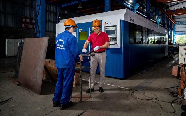 Hiệu quả của máy cắt laser công suất lớn trong thương mại, kết cấu thép