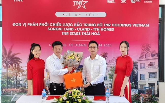 Chính thức chuyển giao shophouse và shopvilla đầu tiên của TNR star Thái Hòa