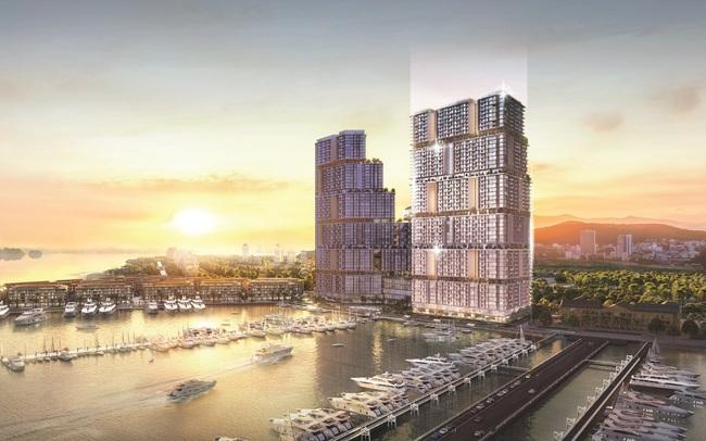 Tòa tháp mới tại Tổ hợp Sun Marina Hạ Long bên Vịnh Du thuyền chính thức ra mắt