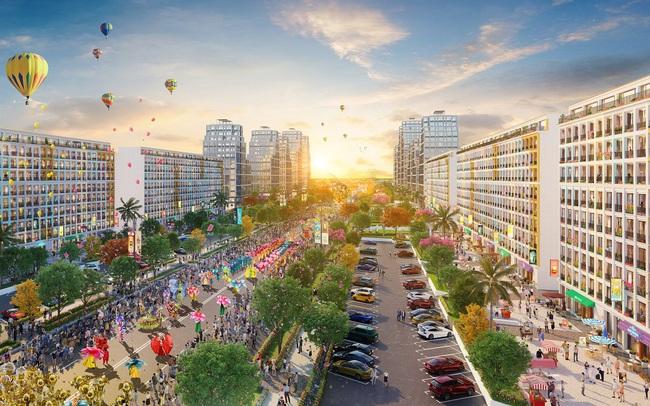 Cơ hội sinh lời tại đại đô thị phức hợp hàng đầu phố biển Sầm Sơn