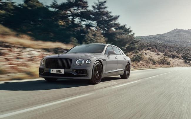 Showroom Bentley Hồ Chí Minh nhận đặt hàng Flying Spur V8 phiên bản 2022 chính hãng