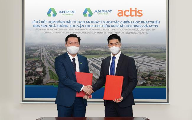Quỹ đầu tư toàn cầu Actis bước chân vào Việt Nam