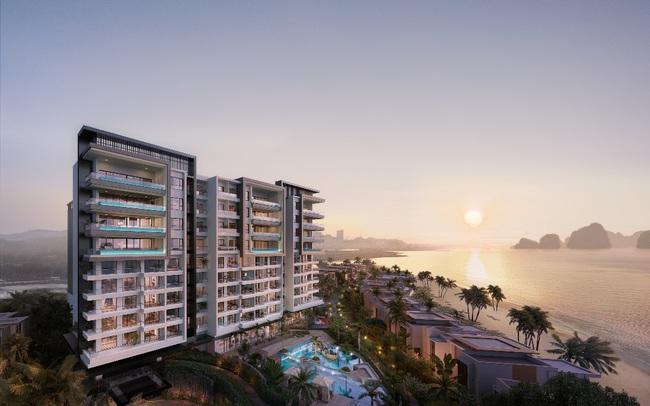 Coteccons công bố trúng thầu dự án InterContinental Halong Bay Resort & Residences