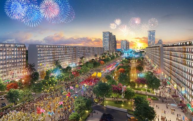Sun Grand Boulevard – Chìa khóa kinh doanh đón đầu du lịch Sầm Sơn