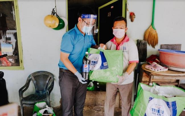 """Lan tỏa yêu thương với hành trình ý nghĩa """"Triệu bữa cơm 2021"""" cùng Suntory Pepsico Việt Nam"""