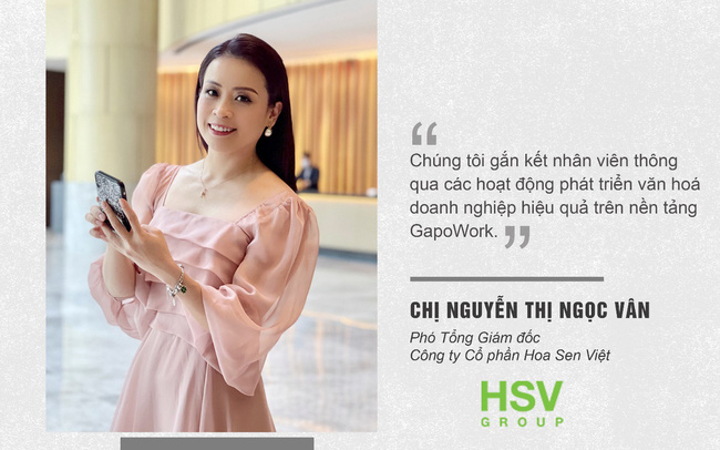 HSV Group vượt qua đại dịch với GapoWork như thế nào?