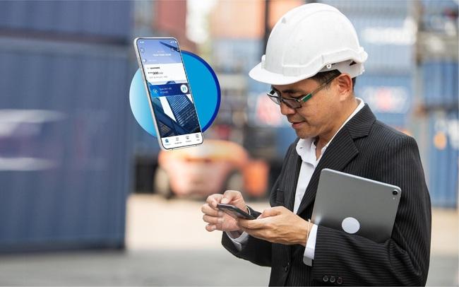 ACB phát triển thành công ứng dụng riêng dành cho khách hàng doanh nghiệp