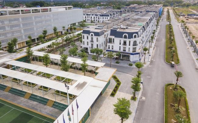 Chính sách hấp dẫn tiếp lửa dự án Thái Hưng Crown Villas