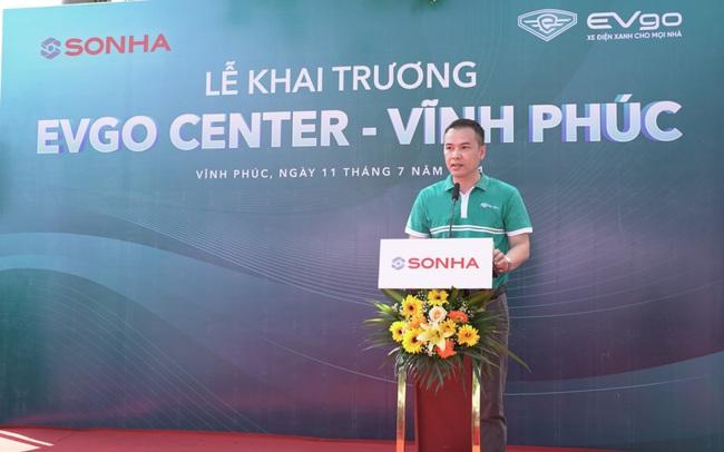Khai trương EVgo Center: Sơn Hà chung tay phát triển xe máy điện tại Việt Nam