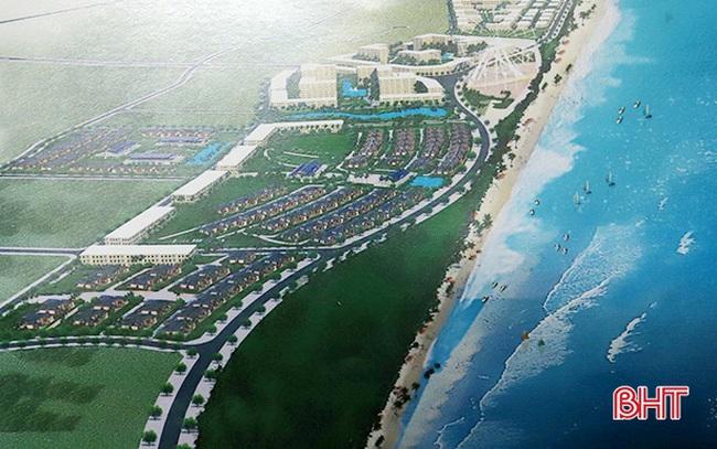 Hà Tĩnh đồng ý chủ trương đầu tư khu du lịch biển cao cấp Wyndham Costa