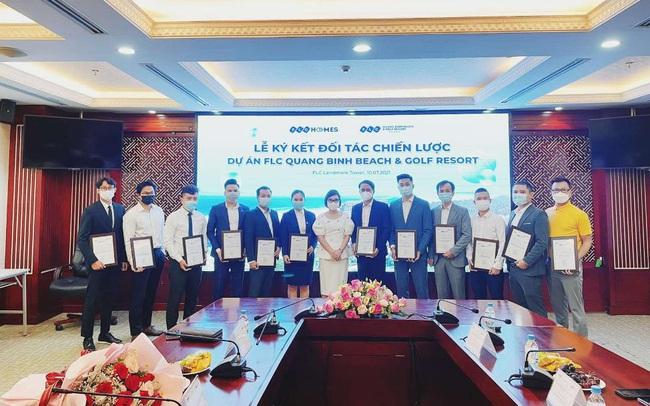 FLC Quảng Bình ký kết hợp tác bước vào giai đoạn phát triển mới