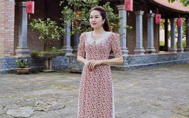 Đỗ Tiến Vũ: Trang phục truyền thống tôn vinh nét đẹp phụ nữ Việt