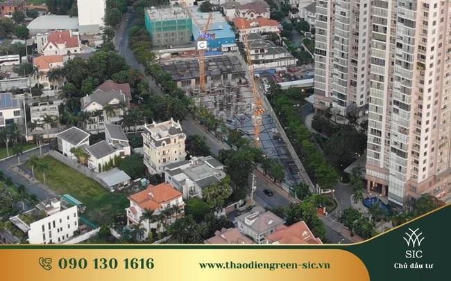 Thảo Điền Green đảm bảo pháp lý, quyền lợi cư dân