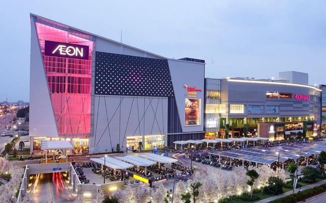 """Đại siêu thị Aeon Mall - """"Liều doping"""" giúp bất động sản khu vực thăng hoa"""