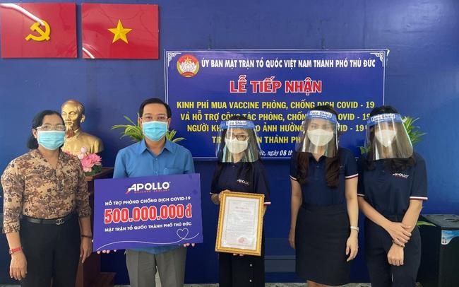Triệu tấm chân tình thiện nguyện cùng Sài Gòn