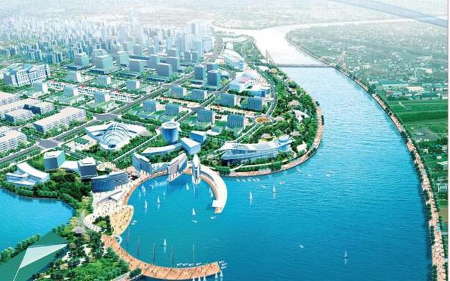Đại Đô Thị VSIP - Thành Phố trong lòng Thành Phố Thủy Nguyên