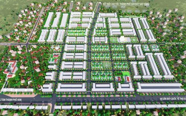 Mở rộng đô thị, bất động sản phía tây thành phố Thanh Hóa lên ngôi