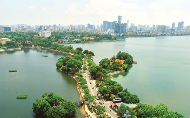 Giải mã sức hút của BĐS Tây Hồ với giới thượng lưu Việt