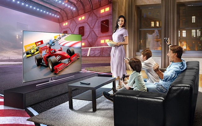 TV cao cấp lên ngôi mùa dịch, đâu là lựa chọn xuất sắc?