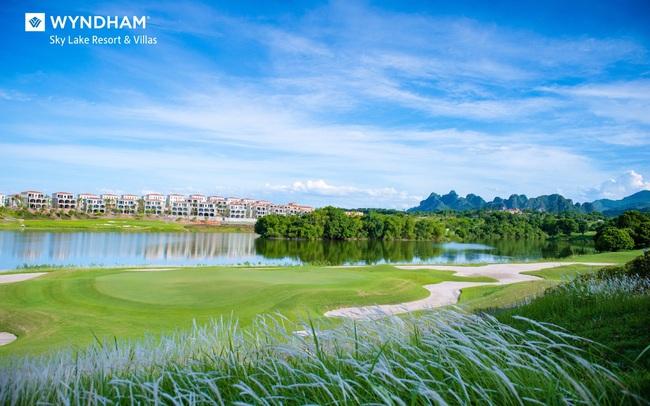 Wyndham Sky Lake Resort & Villas - Kiến tạo đẳng cấp biệt thự nghỉ dưỡng Golf