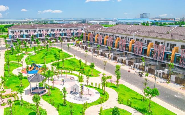Sun Casa Central đón đầu quy hoạch thành phố Tân Uyên