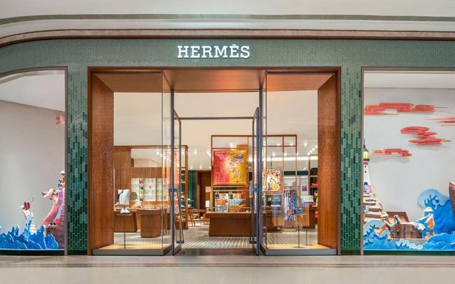 Doanh thu ấn tượng giữa đại dịch, Hermès nắm giữ vị trí hàng đầu trong ngành hàng xa xỉ