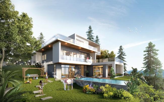 Dinh thự 1000m2 tại The Azura Ivory Villas & Resort: Đặc quyền sống của giới thượng lưu
