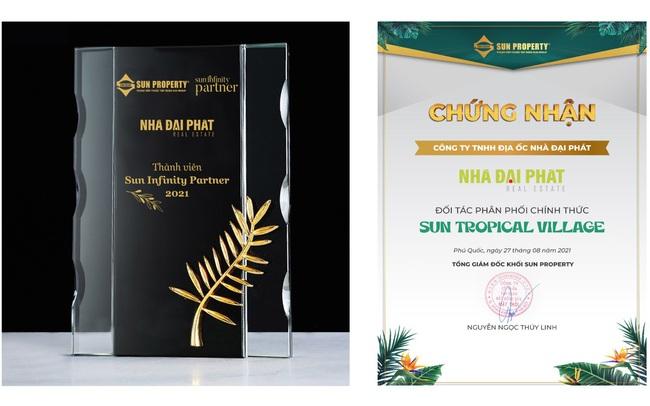 Nhà Đại Phát chính thức phân phối dự án Sun Tropical Village