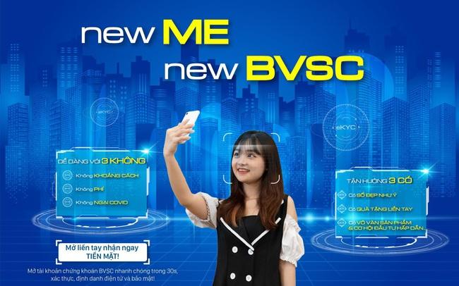 Chứng khoán Bảo Việt chính thức ra mắt dịch vụ mở tài khoản trực tuyến eKYC