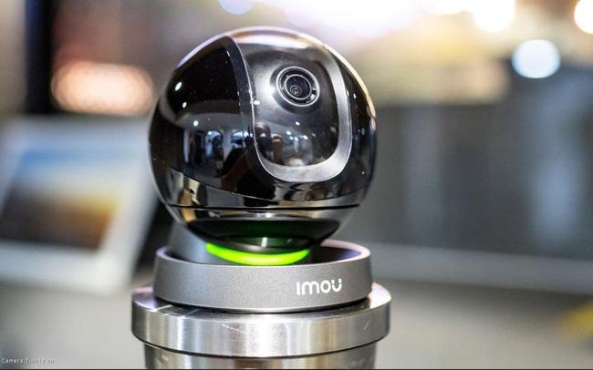Imou Rex: Giải pháp giám sát an ninh văn phòng giai đoạn giãn cách xã hội