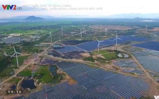 Chính sách để phát triển hợp lý nguồn điện mặt trời, điện gió