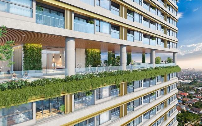 Charm Diamond thu hút thị trường căn hộ Dĩ An