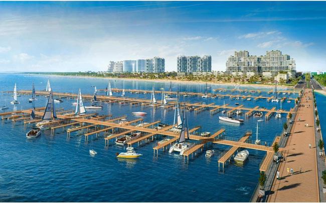 Bến du thuyền - điểm nhấn tại các tổ hợp đô thị ven biển