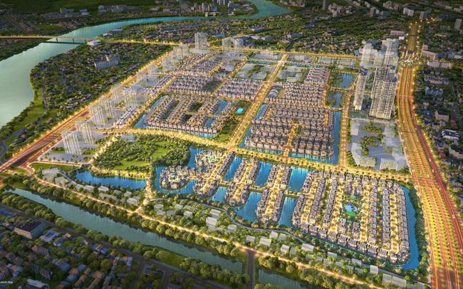 Vinhomes Star City ra mắt phân khu Hướng Dương – Kiến trúc phong cách resort Venice