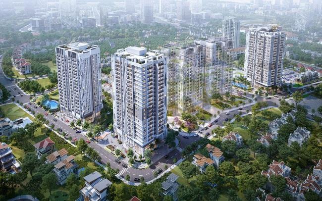 Tìm kiếm căn hộ giữa trung tâm mới của Hà Nội