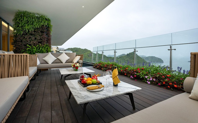 Premium Ocean Villas - Thiên đường nghỉ dưỡng bốn mùa bên vịnh Lan Hạ